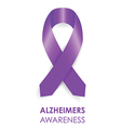 alzheimers vector image vector image