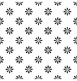 Circle loading 23 percent pattern simple style vector image