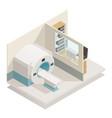 medical diagnostic equipment isometric