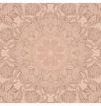 Pastel Lace Ornament vector image vector image