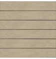 Wooden old vintage table or board Background vector image vector image