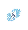 home disability renovation vector image