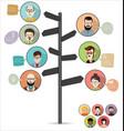 brainstorming business concept modern design vector image vector image