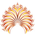 flora design vector image vector image