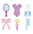 Ballet related icons