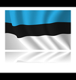 Flag of country vector image vector image