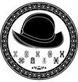 Mayan conquista symbol vector image