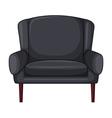 An armchair vector image vector image