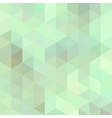 Geometric retro background vector image vector image