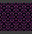 geometric neon seamless pattern vector image