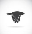 image an bird icon vector image vector image