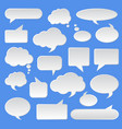speech bubble dialog talk tag vector image vector image