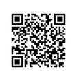 qr code with text lorem ipsum vector image