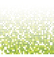 Seamless halftone background vector image vector image