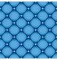 Blue leather background vector image