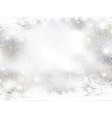 decorative christmas background 1009 vector image vector image
