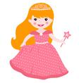 Princess vector image vector image