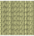 Bamboo seamless wallpaper vector image