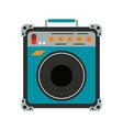 guitar amplifier icon image vector image vector image