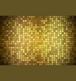 modern golden abstract background vector image