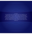 background in blue vector image