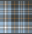 seamless plaid pattern background vector image vector image