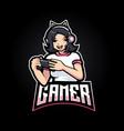 cute gamer