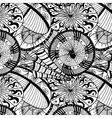 Decorative umbrella image in a cartoon style vector image vector image