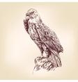 Eagle vector image vector image