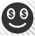 businessman smile eps icon vector image