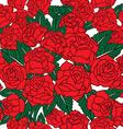rosespattern vector image