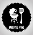 barbecue design vector image vector image