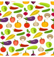 background seamless pattern of colorful vector image vector image