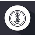 money concept flat design vector image