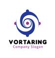 Vortaring Design vector image vector image
