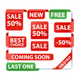 Special-Tag-Label-Sale-Stickers vector image