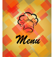 Banner for restaurant and cafe vector image