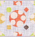 design textile vector image vector image