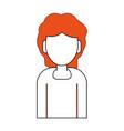 avatar man character vector image vector image