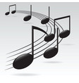musical element vector image vector image