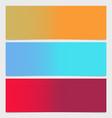 abstract halftone dot pattern horizontal banner vector image vector image