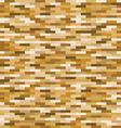 Retro Brown Pattern vector image