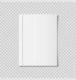 book mockup on transparent backdrop 3d