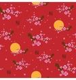 Spring seamless pattern blooming sakura vector image vector image