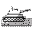 weapon icon image vector image vector image