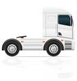 truck 03 vector image vector image