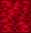 abstract red gradient background vector image