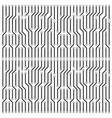 high tech circuit board texture beautiful banner vector image