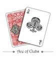 Playing Cards Concept vector image vector image