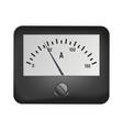 amperemeter for measuring current vector image